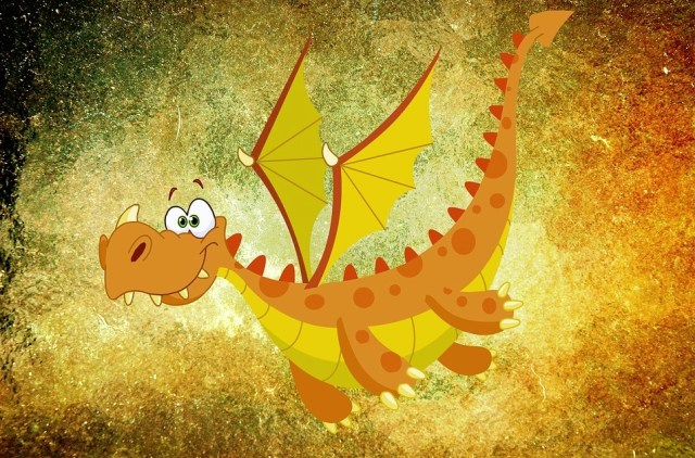 where do dragons come from?
