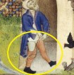 pants for men in the middle ages