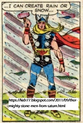 marvel thor compared to the real thor from medieval times