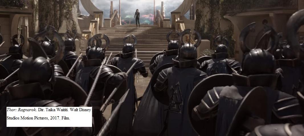 thor ragnarok movie analyzed by medieval studies student