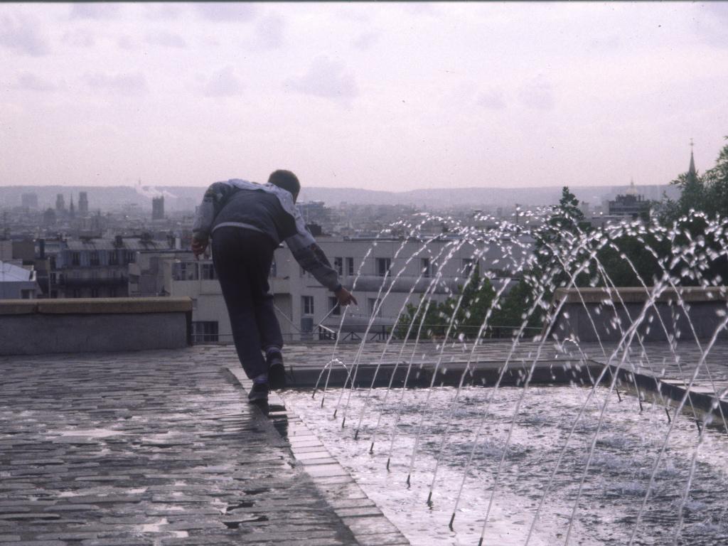 Paris: Parc de Belleville