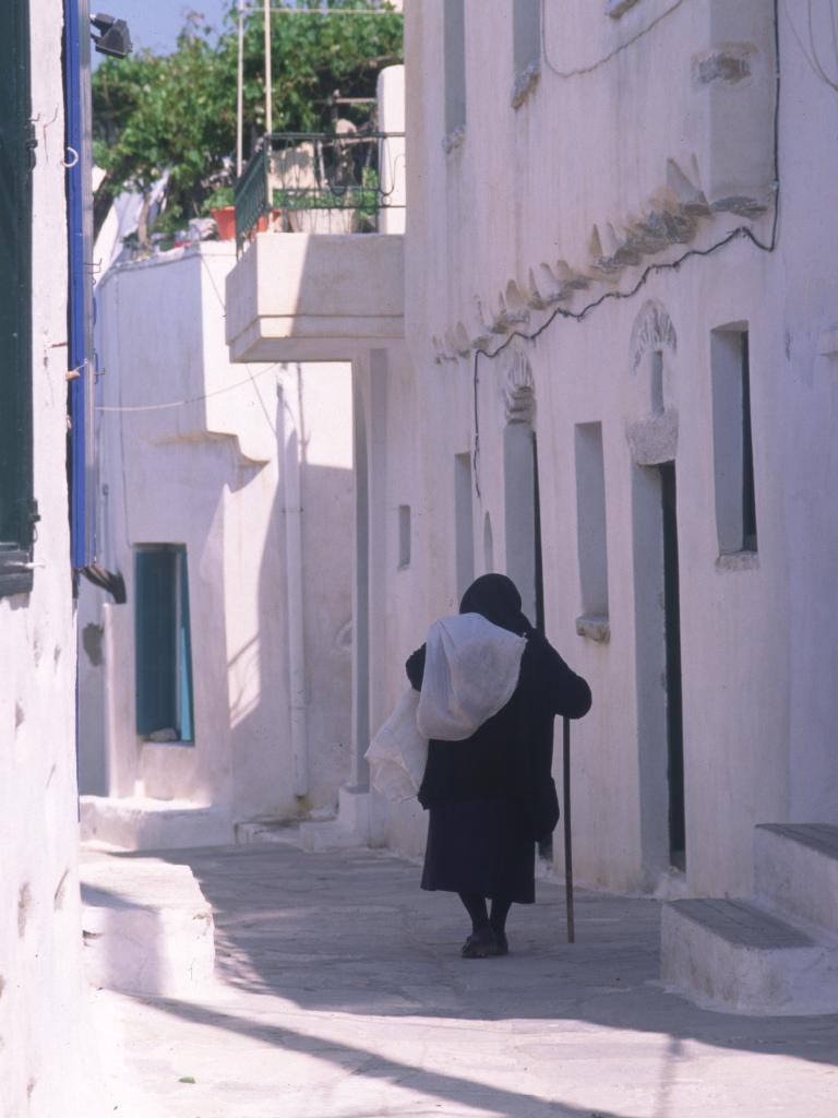 Cyclades/Amorgos:Khora