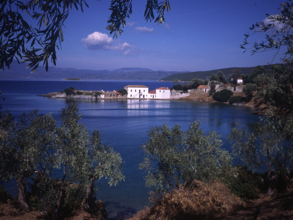 Pilion:Bay of Volos