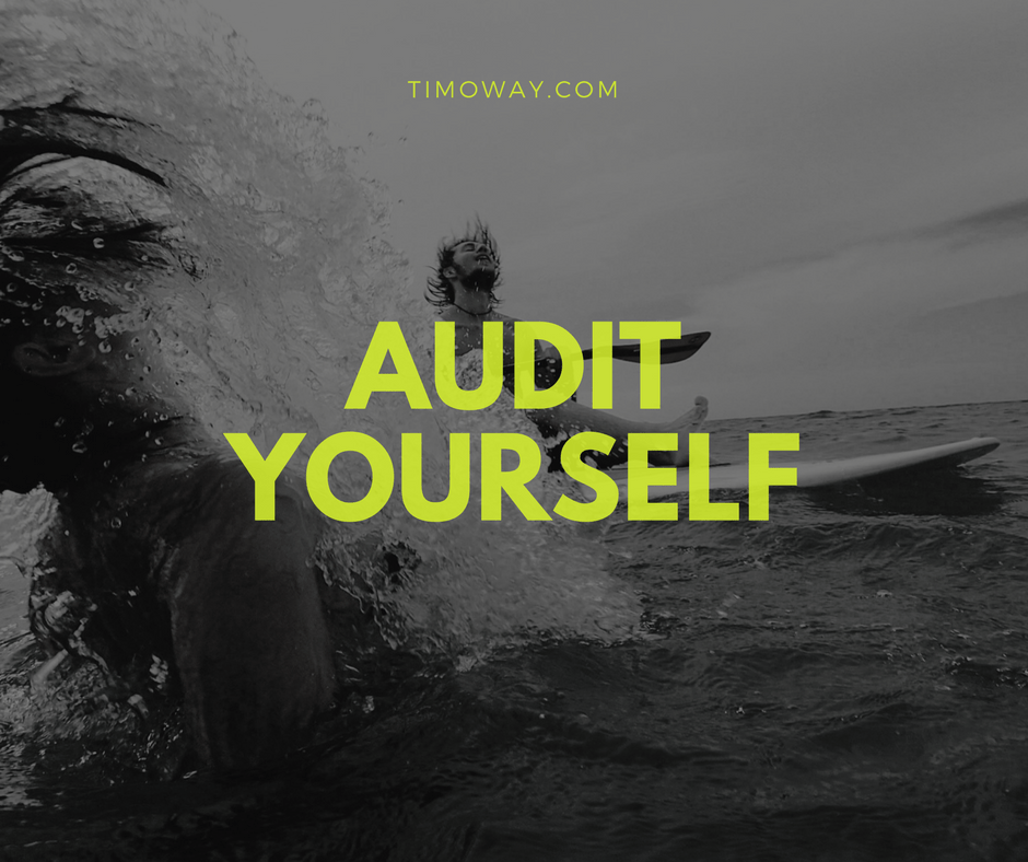 Audit Yourself