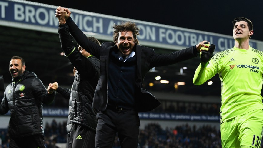 Key lessons for coaches from Conte's Chelsea champions