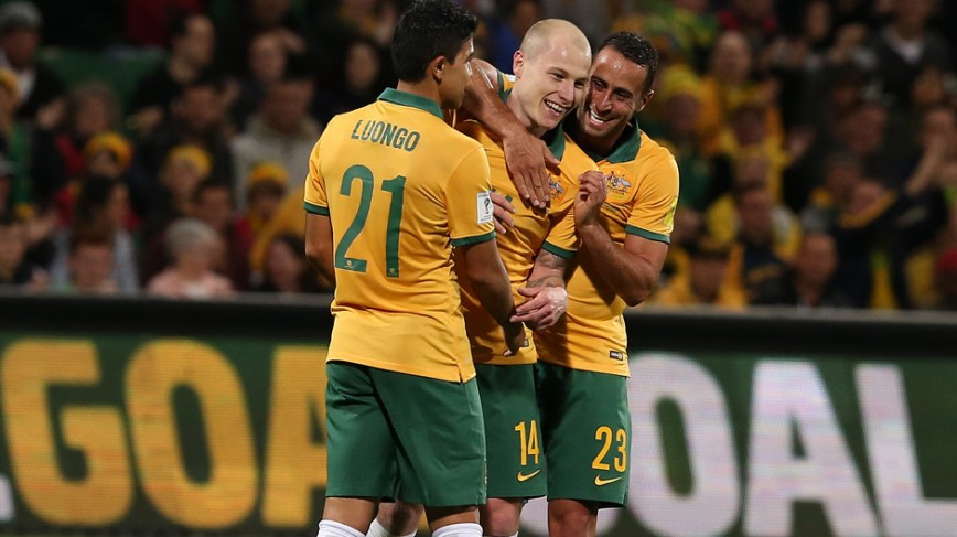 Do the Socceroos best players fit into Bert van Marwijk's system?