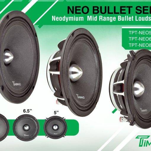TPT-NEOBULLET Series