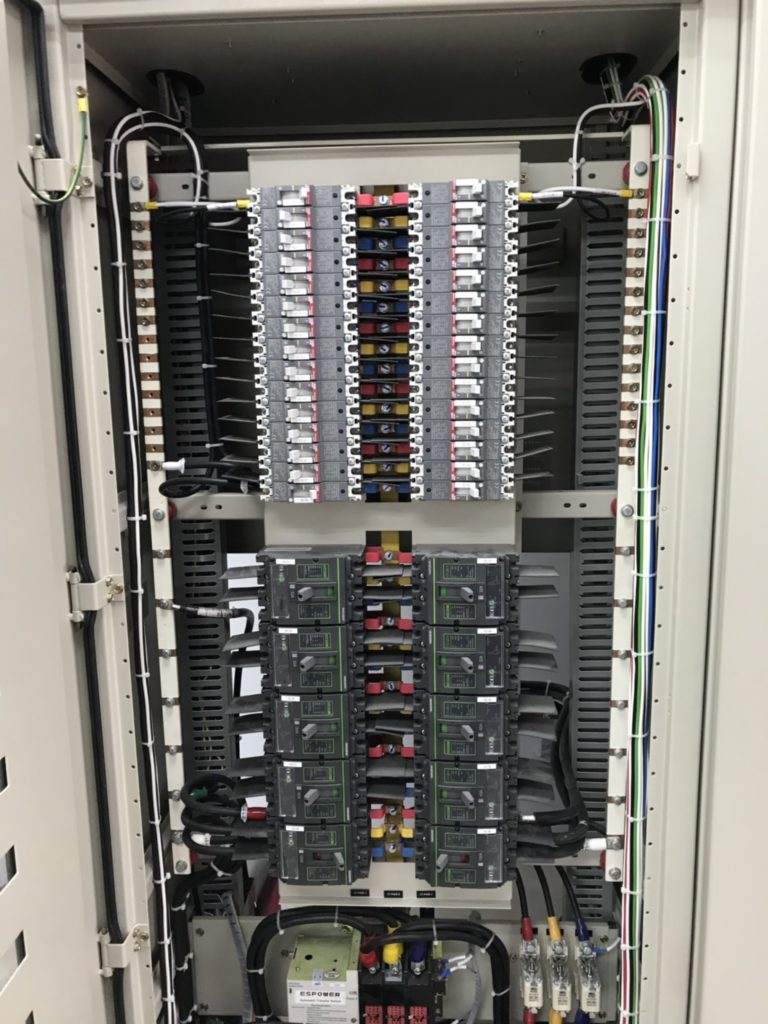 Ac Dc Panel Junction Box Timpanoelectrical