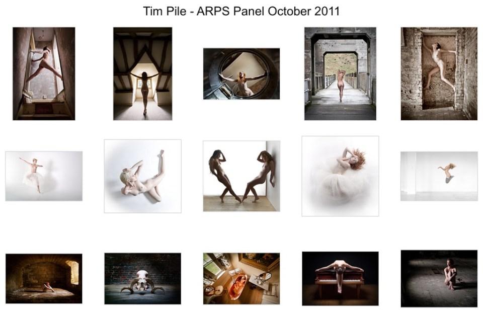 Tim Pile ARPS