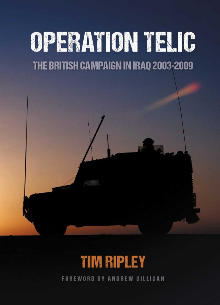 Operation Telic Cover