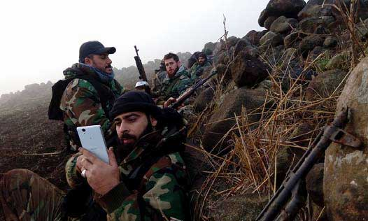 Syrian Soldiers - 2016