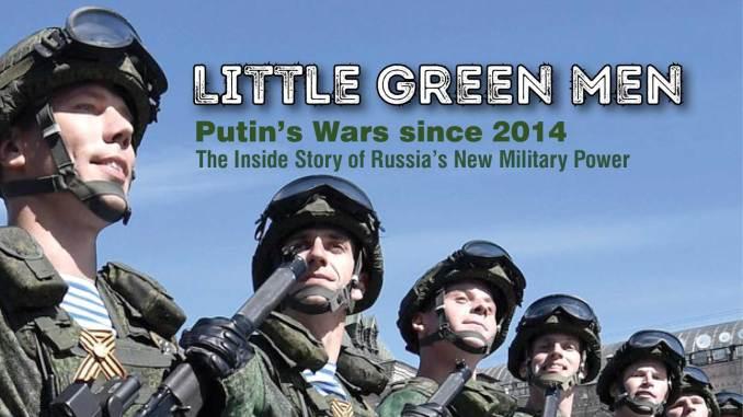 Tim Ripley - Little Green Men SNIP