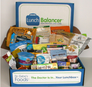 lunch balancer