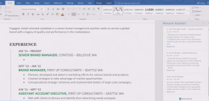 """LinkedIn and Microsoft launch """"Resume Assistant"""" and it's a big deal!"""