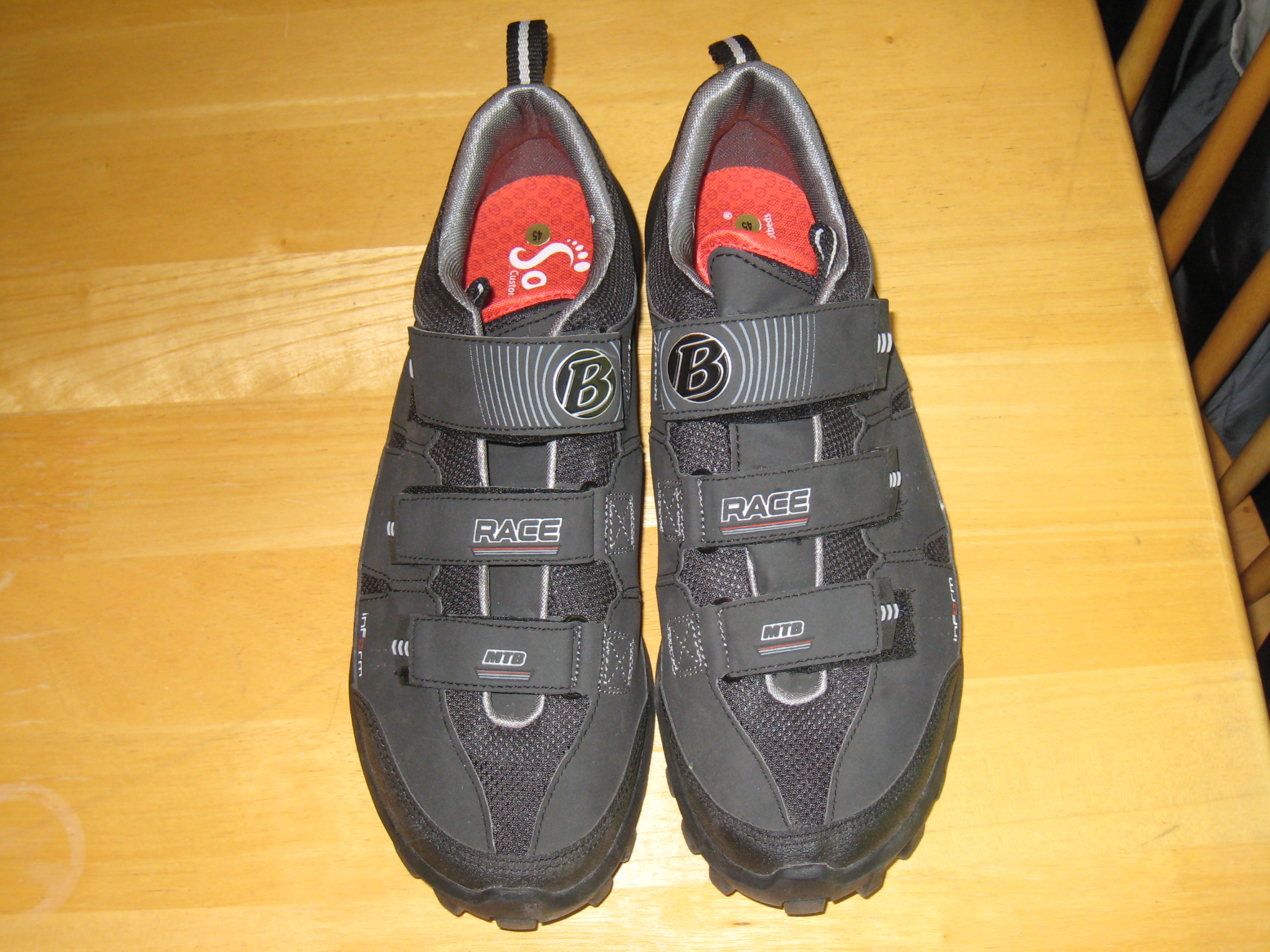 My new bike shoes