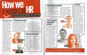 People Management November 2013 - Hackathon