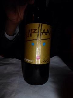 Franz Haas, Moscato Rosa, Friuli 2011