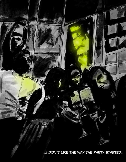 party-noir