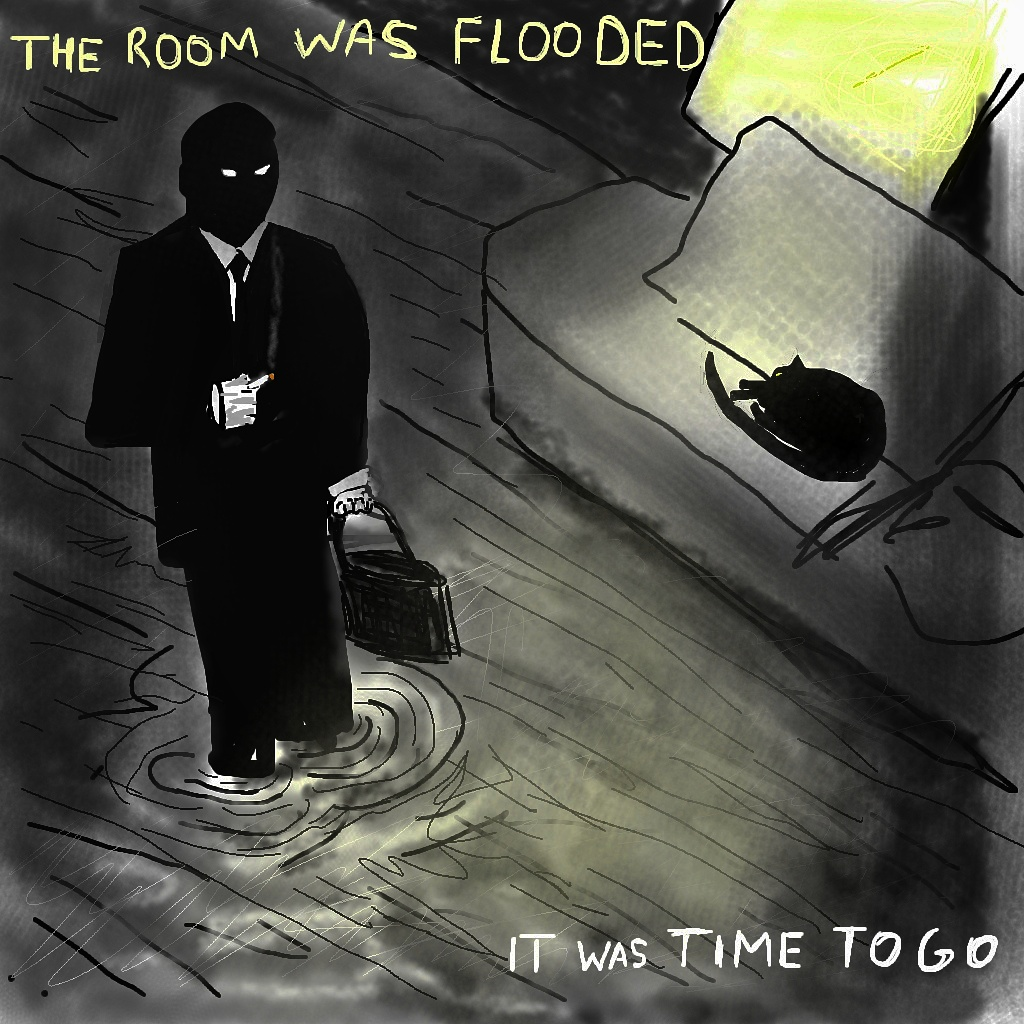 the_room_was_flooded