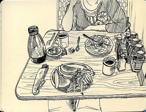 IHOP Table