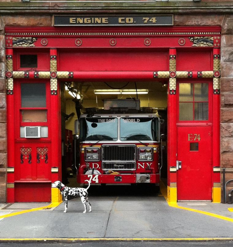 The Firehouse Principle