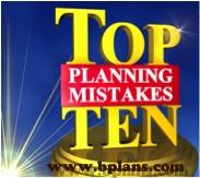 top10planningmistakes