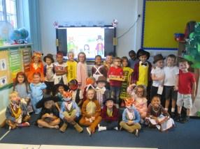 Dover class photo Roald Dahl Day