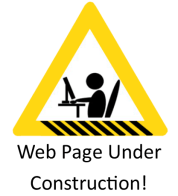 Web Page Under Construction Image