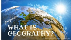 What is Geography Image