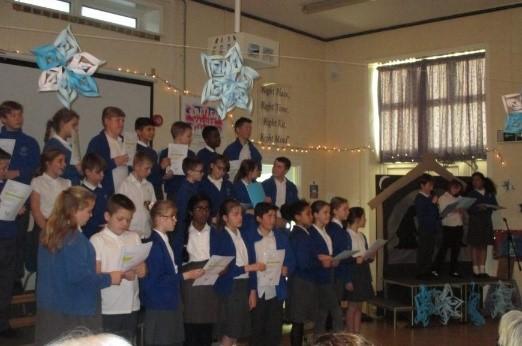 Pupil Choir Image