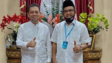 Photo of AHB Jalin Komunikasi Politik dengan Wagub