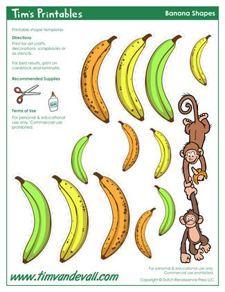Banana Templates