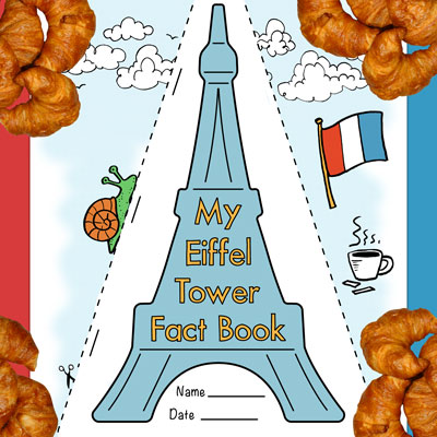 Eiffel Tower facts for kids