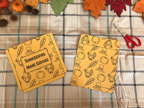 thanksgiving printables for kids