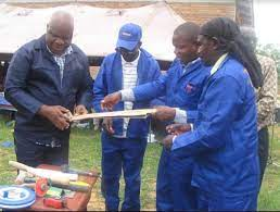 YOUTHS OPT FOR VOCATIONAL SKILLS AMID HIGH UNEMPLOYMENT