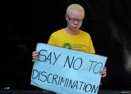 NAP IMPROVES WELFARE OF PEOPLE WITH ALBINISM IN THE COUNTRY