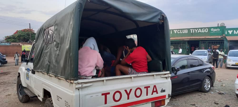 GOVT RESCUES 7 FROM CHILD PROSTITUTION