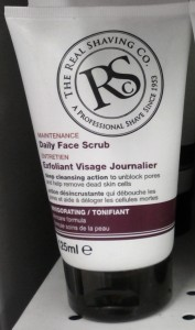 Real Shaving Co Daily Fash Scrub