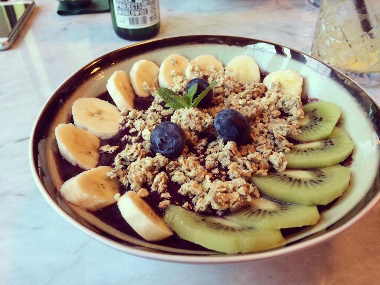 Breakfast Eindhoven Victoria Witte Dame