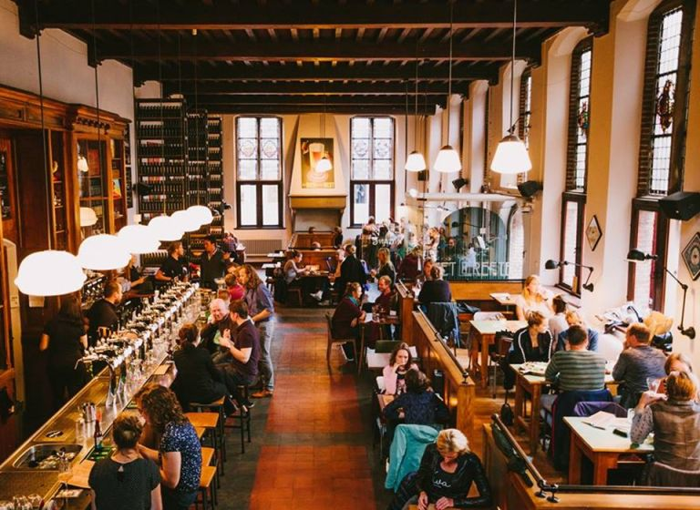 Het Refter Zwolle cafe