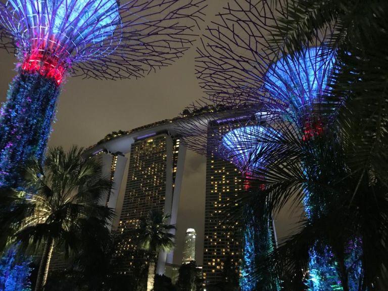 Singapore futuristisch Cultuur