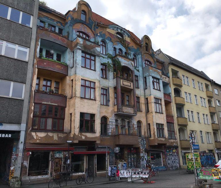 Cultuur Kreuzberg wijk doen Oost-Berlijn berlijn
