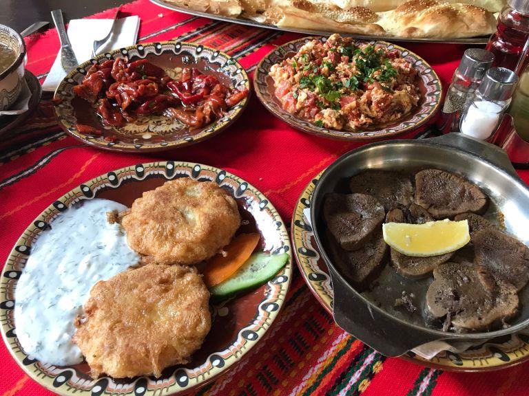 plovdiv restaurants eten dineren