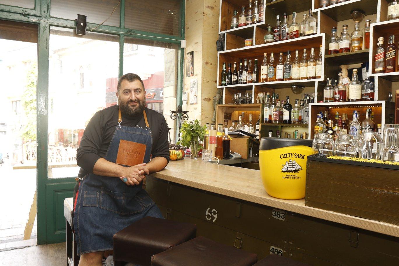 Kapana cafe wijk cafe Plovdiv