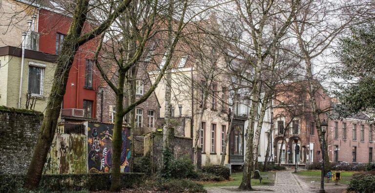 patershol wijken gent zien belgie citytrip