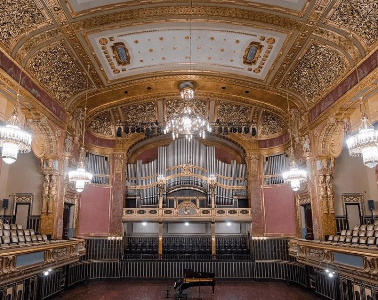 Franz Liszt Muziekacademie symfonieorkest concert klassiek boedapest