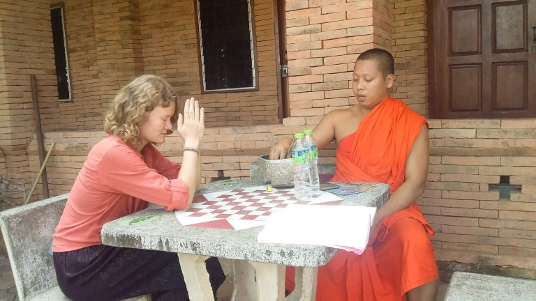 door lokale ogen: rik in chiang mai