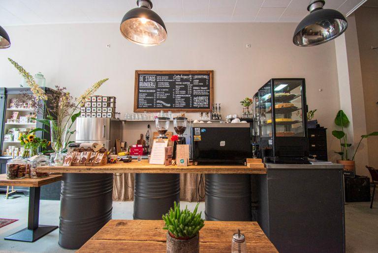stadsbranderij vriesestraat dordrecht koffie