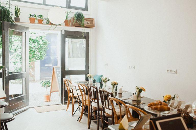 nieuwstraat dordrecht Francis Lunch & Baked Goods