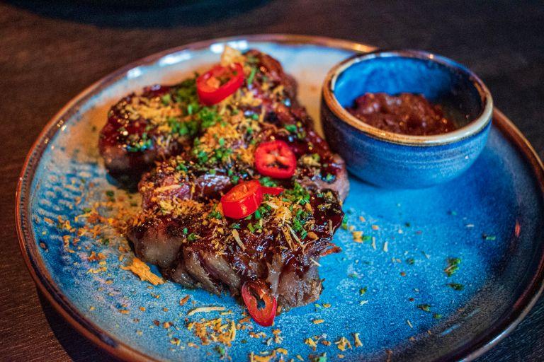 Bistrobar Indonesia charmant haarlem eten restaurant